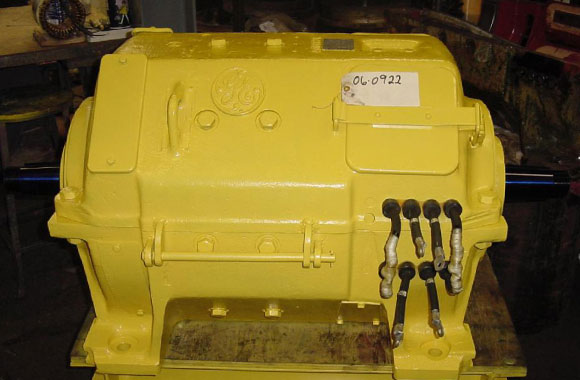 Refurbished Crane Hoist Motor